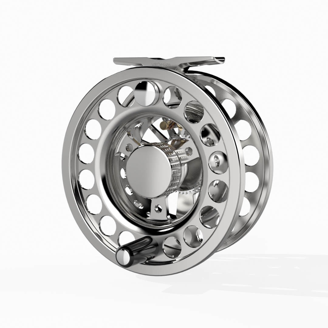 VRDesign Reel Steelhead Perfection 360 60