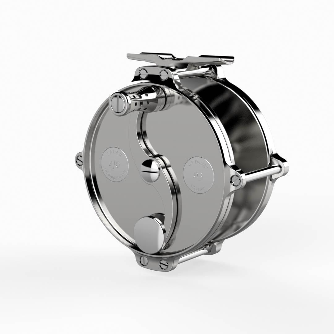 VRDesign reel Salar Titanium 360 60