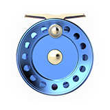 vrdesign trutta perfetta fishing reel small menu