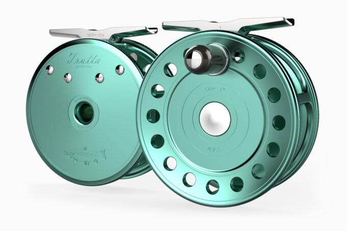 Trutta Perfetta Aluminum 3″